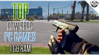 Top 10 Low End PC Games ( 1gb ram pc games ) | PART 3