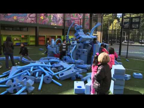 Imagination Playground: A Drive To Candyland
