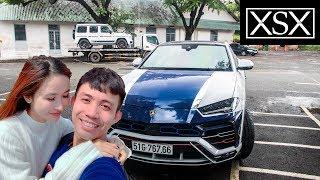Minh Nhựa Ăn Mặc Giản Dị, Lái Lamborghini Urus Chở Vợ Đi Bấm Biển Mercedes-AMG G63 Edition 1   XSX