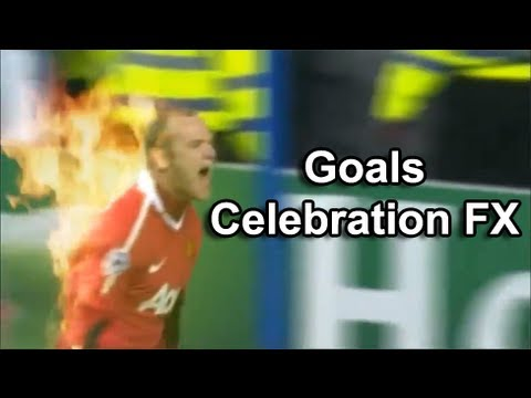 Celebración de Goles / Goals celebration FX effects (Efectos de vídeo)