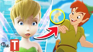 The Truth About Tinker Bell's Backstory And How She Met Peter Pan