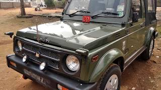 2005 Ex Military Disposal Gypsy in Bangalore - Happy New Year 2019