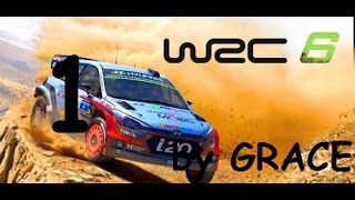 WRC 6 gameplay ITA EP 1 RALLY PORTOGALLO by GRACE