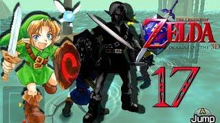 """The Legend Of Zelda Ocarina Of Time 3D ep17 """"Drak Link"""""""