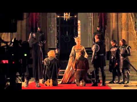 LA LEYENDA DEL CAZADOR -La Reina Estreno: 1 de junio de 2012
