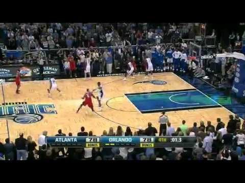Atlanta Hawks Vs. Orlando Magic Highlights HD February 10th, 2012