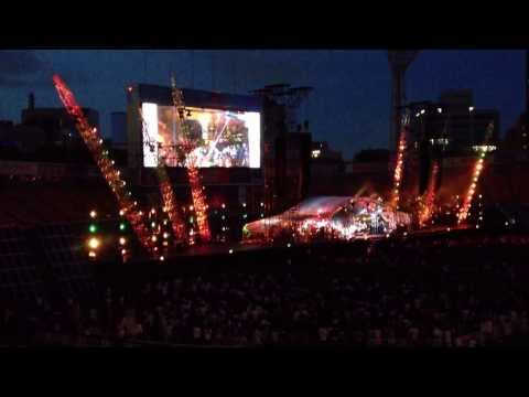Only in Dreams(weezer cover)- AKG with Matt Sharp, Sep-15-2013 Yokohama, Japan