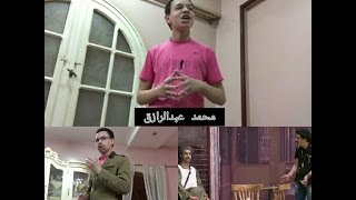 تقليد رائع لمسرح مصر مسرحية بيقولوا