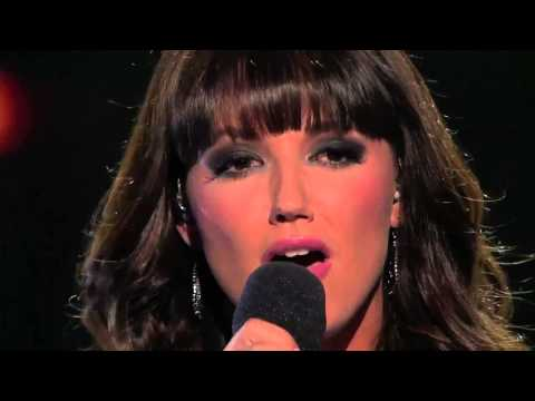 "Rachel Potter singing ''From This Moment On"" By Shania Twain The X-Factor U.S.A Season 3, Live results 1."