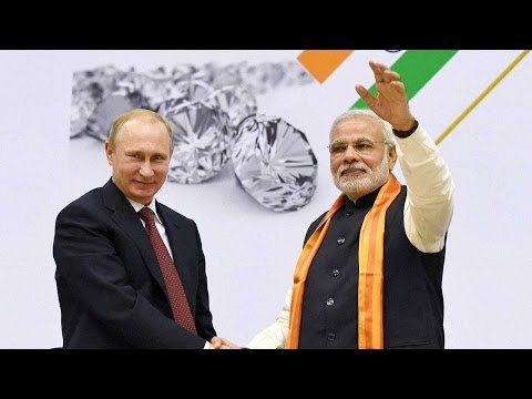 Russia informs India before air strikes in Syria against ISIS