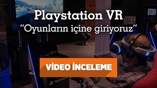 Playstation VR İnceleme  ( Playstation 4