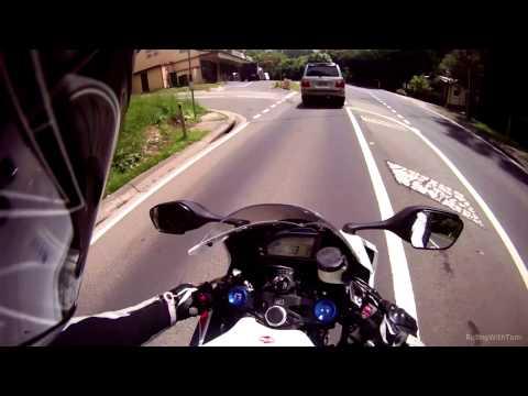 2012 Honda CBR1000RR Fireblade Test Ride