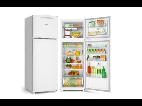 Avaliação do Refrigerador Consul CRM37 345 Litros - Geladeira