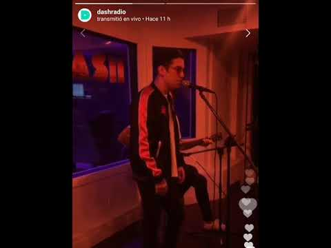 Logan Henderson en Dash Radio