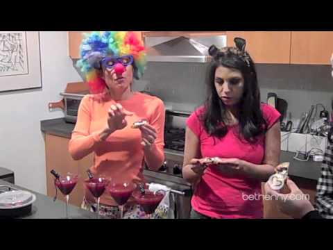 0 Bethenny.com: Halloween Crostini