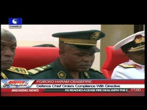 Nigeria, Boko Haram Reach Ceasefire Agreement