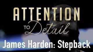 James Harden FULL Stepback Breakdown
