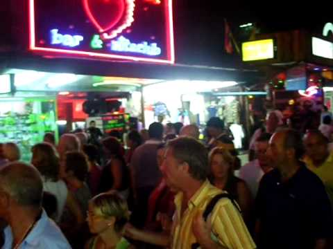 Pattaya Thailand Nightlife