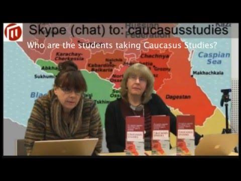 Caucasus Studies Seminar Mosaic