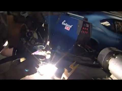 TIG 200 Welder from Eastwood Reviewed by V8TV