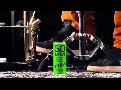 Go&Fun Qatar - The Green Energy Drink
