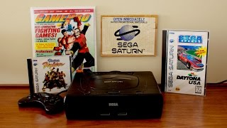 The Launch of the Sega Saturn (1995)