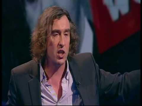Steve Coogan rips into The News Of The World