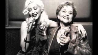 Etta James ft. Christina Aguilera - SOMETHING'S GOT A HOLD ON ME