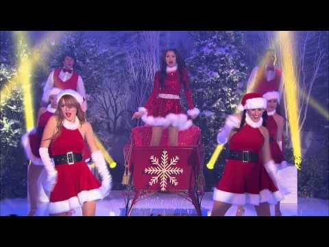 Bella Thorne and Zendaya - Shake Santa Shake