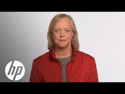 Meg Whitman, President & CEO - HP Living Progress initiatives