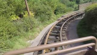 Expedition Everest POV GoPro Hero 5 -- Disney World Animal Kingdom