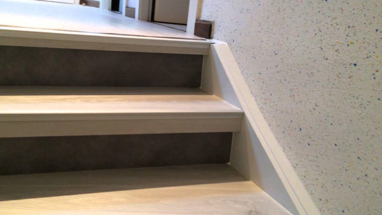Couvre Marche Intrieur Escalier Droit En Sapin Nf P Johnsonite  ~ Nez De Marche Antidérapant Escalier Bois