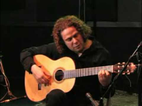 Adam Del Monte Presents A Flamenco Rasgueados Lesson