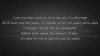 Sacrifices - Dreamville (Lyrics)