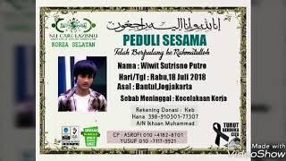 TKI KOREA MENINGGAL DUNIA 18 JULI 2018#asal Bantul Yogyakarta