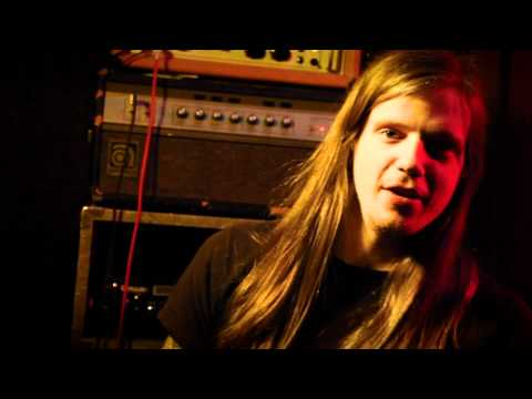 "Skeletonwitch - The Making of ""Forever Abomination,"" part 1"