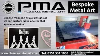 PMA Plasma Metal Art