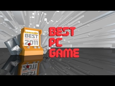 Winner: Best PC Game of 2011