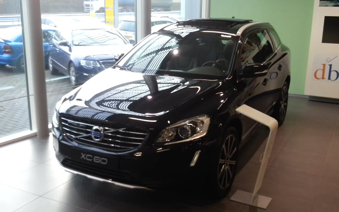 Picture Volvo Xc60 Volvo Xc60 2015 in Depth
