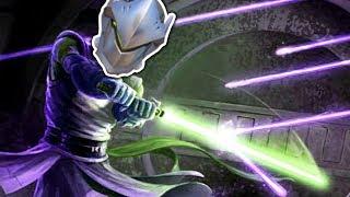 Overwatch - God-Tier Genji Deflects