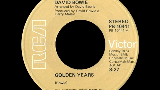 Golden Years (Single Version)