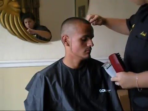Hairstyle Zero Cut : Haircut 0 1 and shave - YouTube