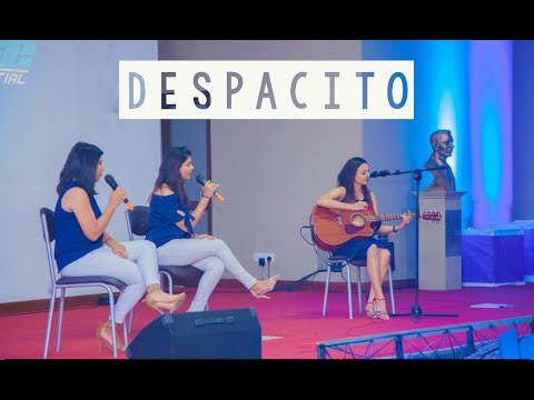 Despacito - Live Performance By Stephanie, Chamathka & Kavindi