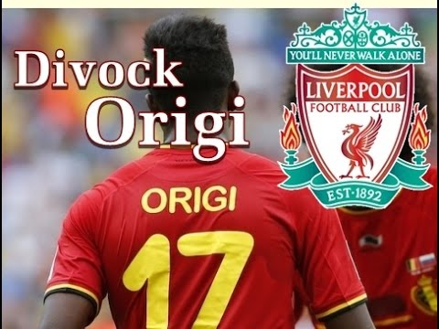 ► Divock Origi || Skills Goals | |Belgian Young Talent || Welcome to Liverpool