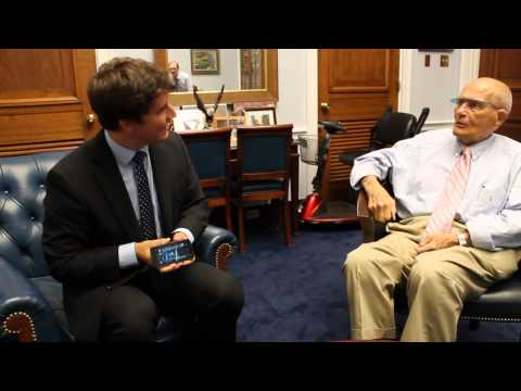 "Rep. Dingell & Google Glass - ""This is quite a machine!"""