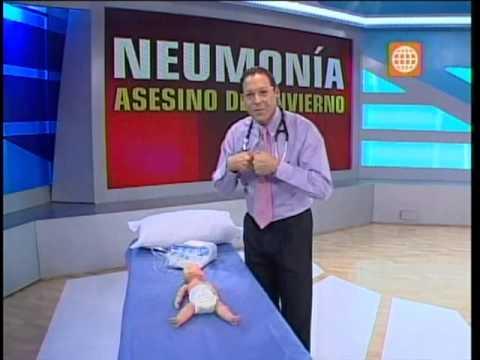 Dr. TV Perú (06-08-2013) - B1 - Tema del día: Neumonia