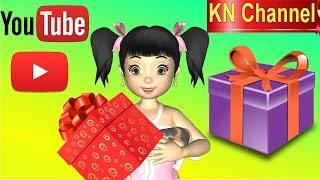 KN Channel NHẬN 2 HỘP QUÀ BẤT NGỜ TỪ YOUTUBE PLAY BUTTTON