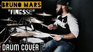 Bruno Mars - Finesse Drum Cover