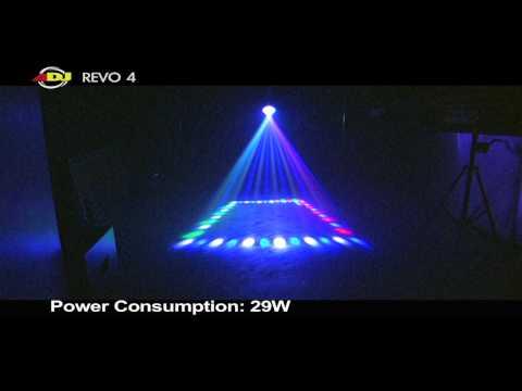 American DJ Revo 4