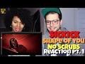 Sickick Shape Of You No Scrubs Ed Sheeran TLC Reaction Pt 1 mp3